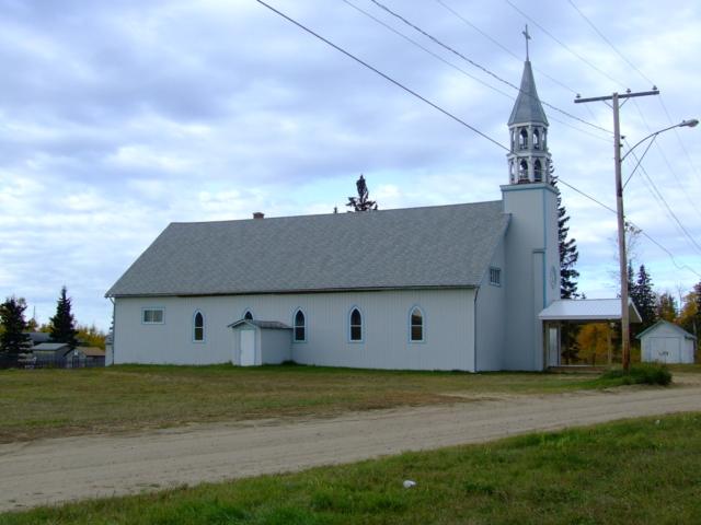 Green Lake Catholic Church